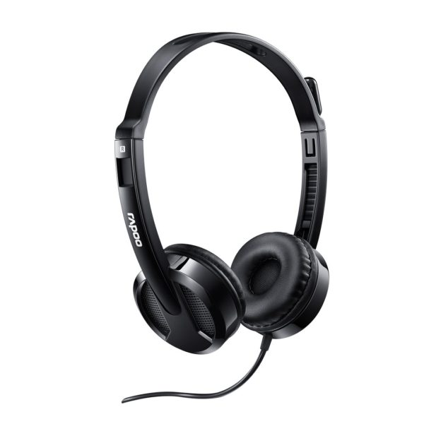 Rapoo H100 wired stereo headset